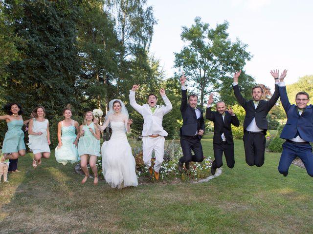 Le mariage de Julien et Magali à Versailles, Yvelines 68