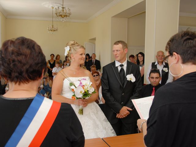 Le mariage de Thomas et Déborah  à Tavernes, Var 1