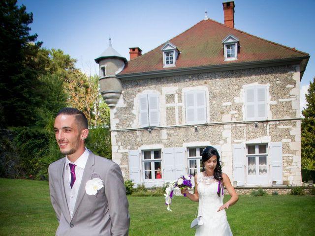 Le mariage de Ewen et Emilie à Paladru, Isère 8