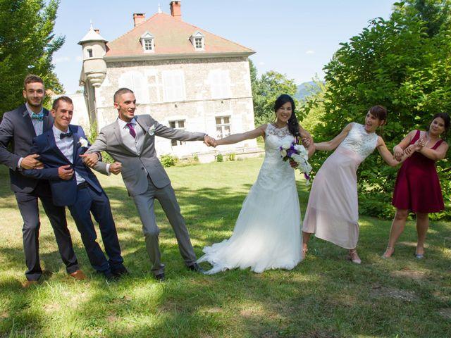 Le mariage de Ewen et Emilie à Paladru, Isère 10