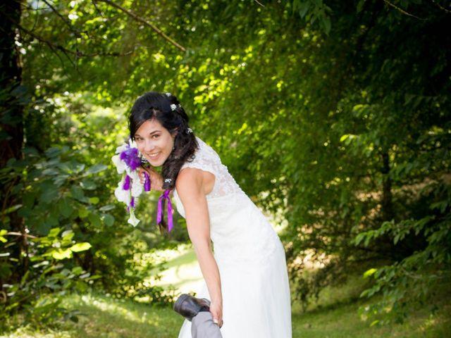 Le mariage de Ewen et Emilie à Paladru, Isère 14