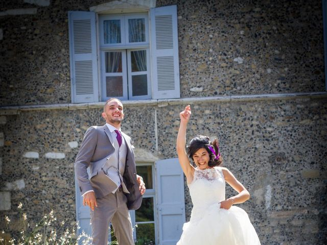 Le mariage de Ewen et Emilie à Paladru, Isère 18