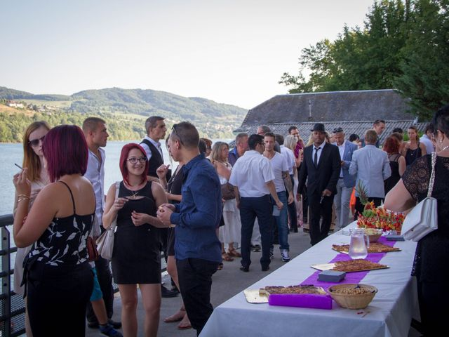 Le mariage de Ewen et Emilie à Paladru, Isère 31