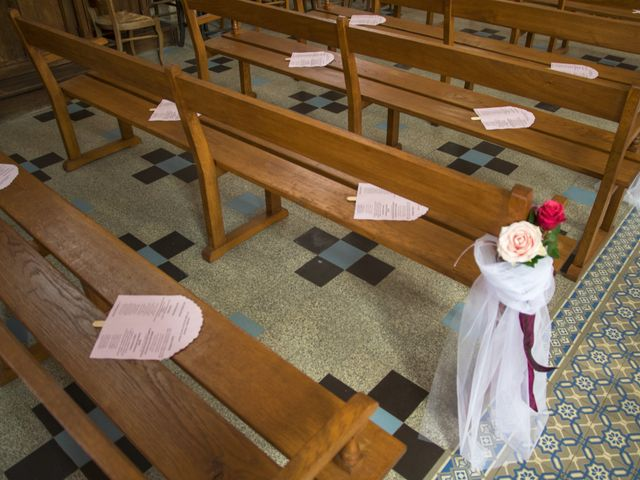 Le mariage de Romain et Amandine à Esquerdes, Pas-de-Calais 8