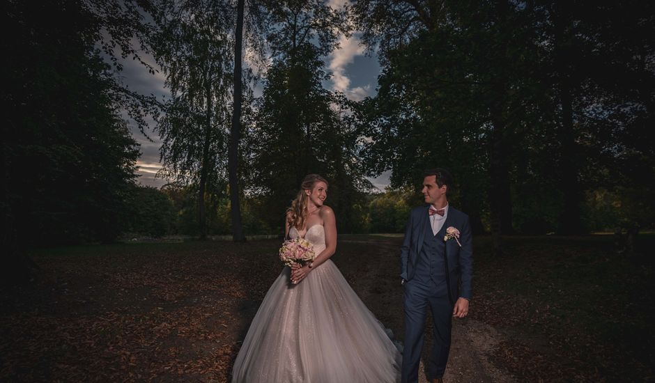 Le mariage de Nicolas et Marine à Marolles-en-Brie, Val-de-Marne