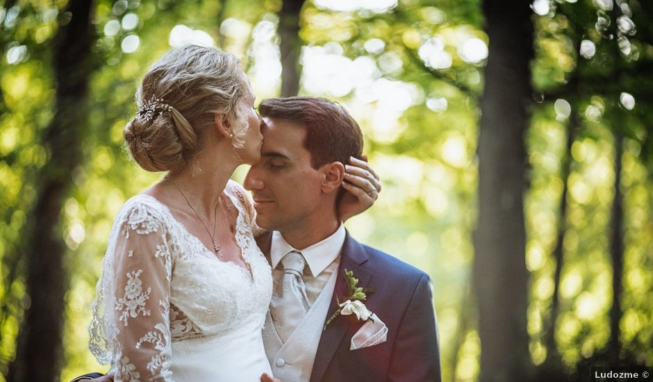 Le mariage de Sylvain et Justine à Poitiers, Vienne