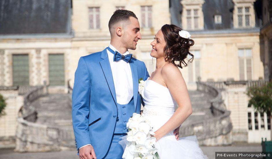 Le mariage de Maxime et Mégane à Malesherbes, Loiret