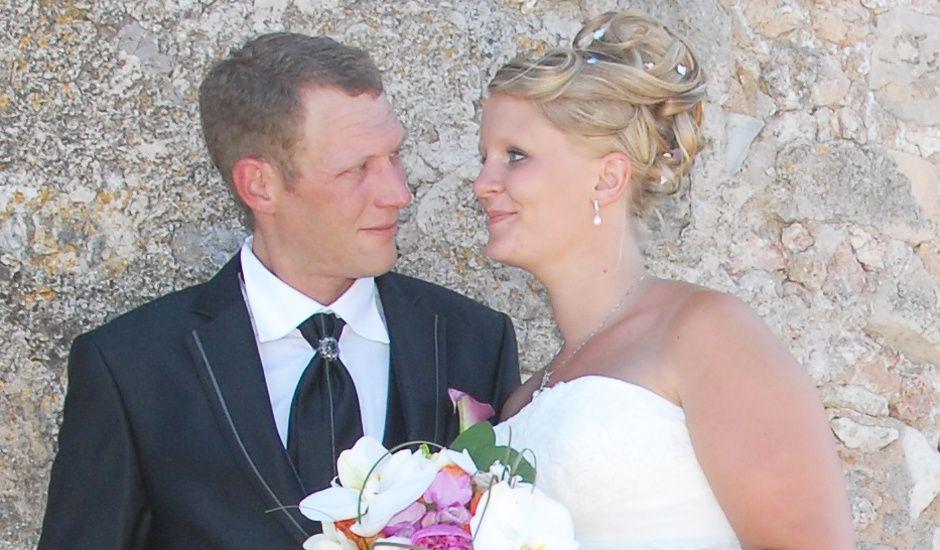 Le mariage de Thomas et Déborah  à Tavernes, Var