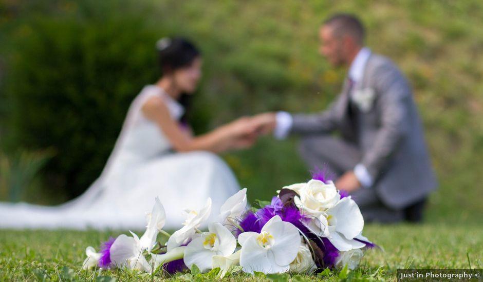 Le mariage de Ewen et Emilie à Paladru, Isère