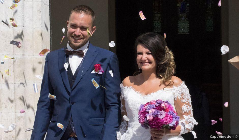 Le mariage de Romain et Amandine à Esquerdes, Pas-de-Calais