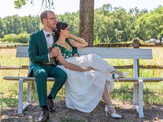 Le mariage de Sabrina et Aurélien