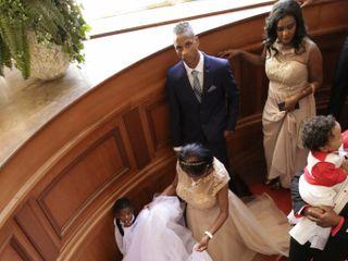 Le mariage de Clara et Vincent 1