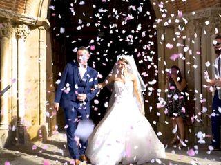 Le mariage de Nathalie et David