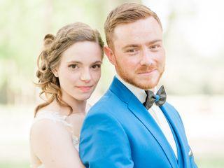 Le mariage de Angélique et Quentin