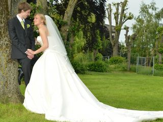 Le mariage de Olivier et Elise