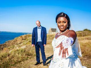 Le mariage de Warren et Cédric 3