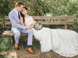Le mariage de Viviana et Maxime