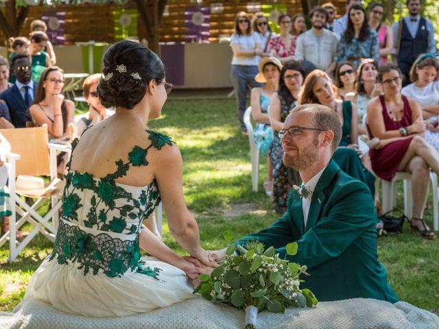 Le mariage de Aurélien et Sabrina à Lezoux, Puy-de-Dôme 13