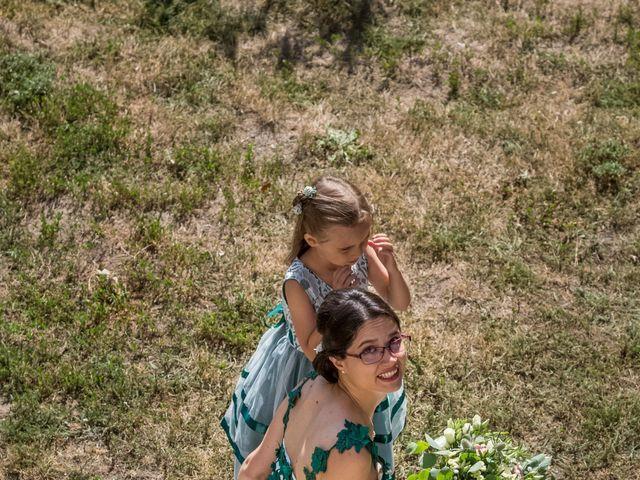 Le mariage de Aurélien et Sabrina à Lezoux, Puy-de-Dôme 9