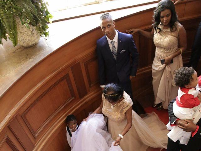 Le mariage de Vincent et Clara à Saint-Denis, La Réunion 3
