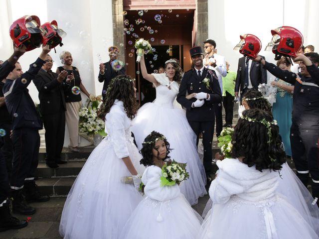 Le mariage de Vincent et Clara à Saint-Denis, La Réunion 1