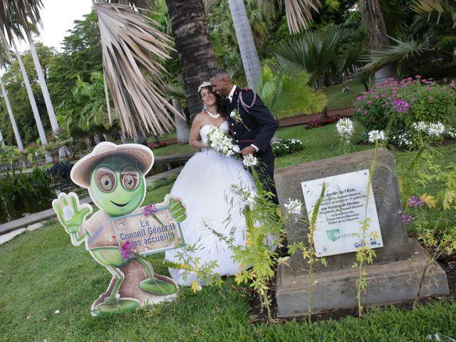 Le mariage de Vincent et Clara à Saint-Denis, La Réunion 17