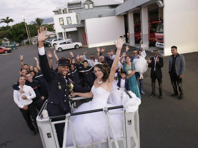 Le mariage de Vincent et Clara à Saint-Denis, La Réunion 18
