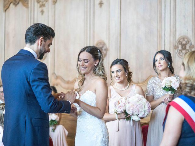 Le mariage de Heikel et Flavie à Caen, Calvados 12