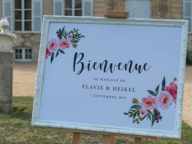 Le mariage de Heikel et Flavie à Caen, Calvados 16