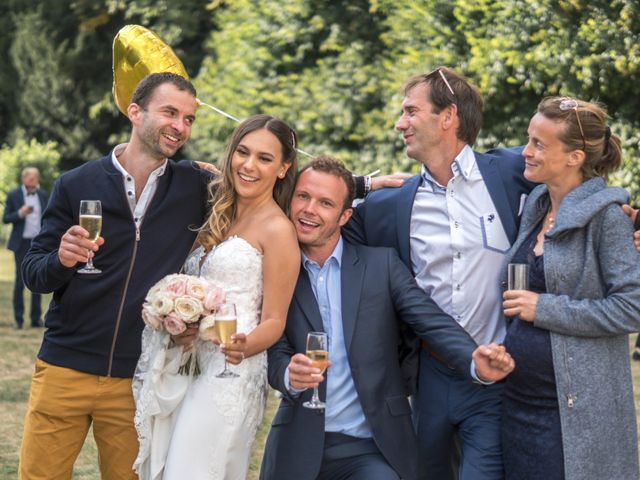 Le mariage de Heikel et Flavie à Caen, Calvados 18