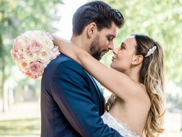Le mariage de Flavie et Heikel