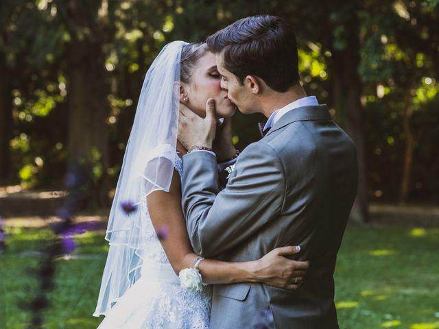 Le mariage de Candice et Grégory