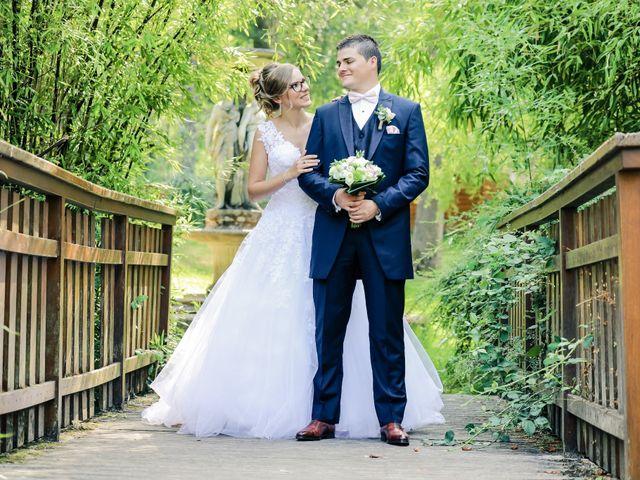 Le mariage de Élodie et Jérémy