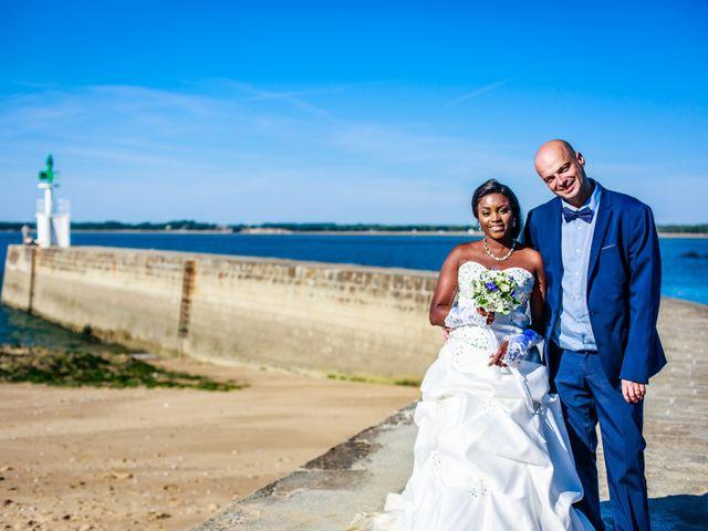 Le mariage de Warren et Cédric