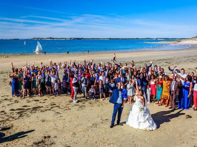 Le mariage de Cédric et Warren à Mesquer, Loire Atlantique 10