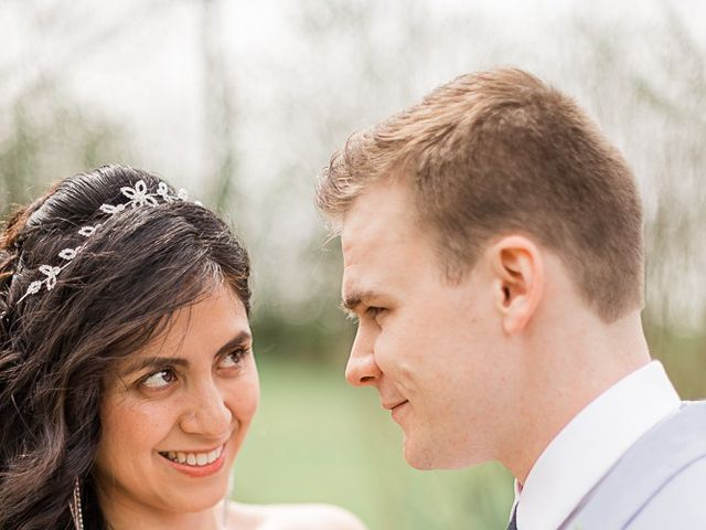 Le mariage de Maxime et Viviana à Thourie, Ille et Vilaine 28