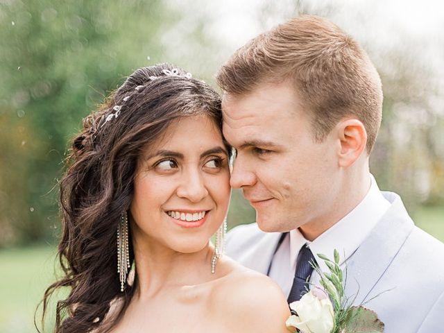 Le mariage de Maxime et Viviana à Thourie, Ille et Vilaine 29