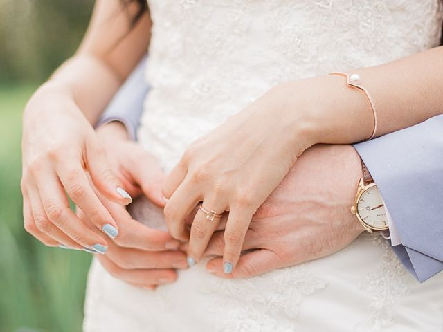 Le mariage de Maxime et Viviana à Thourie, Ille et Vilaine 30
