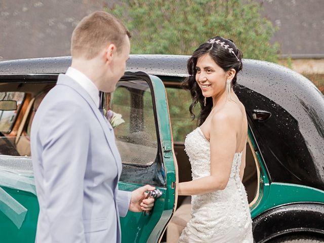 Le mariage de Maxime et Viviana à Thourie, Ille et Vilaine 31