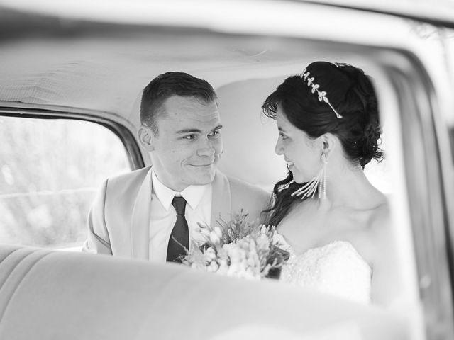 Le mariage de Maxime et Viviana à Thourie, Ille et Vilaine 33