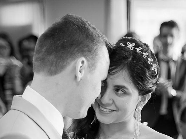 Le mariage de Maxime et Viviana à Thourie, Ille et Vilaine 34