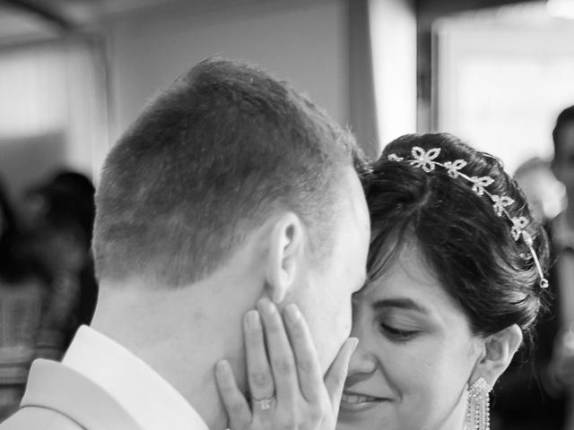 Le mariage de Maxime et Viviana à Thourie, Ille et Vilaine 35