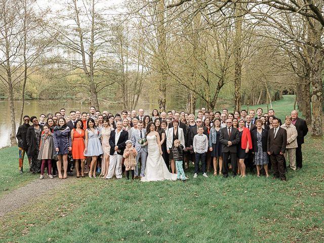 Le mariage de Maxime et Viviana à Thourie, Ille et Vilaine 40