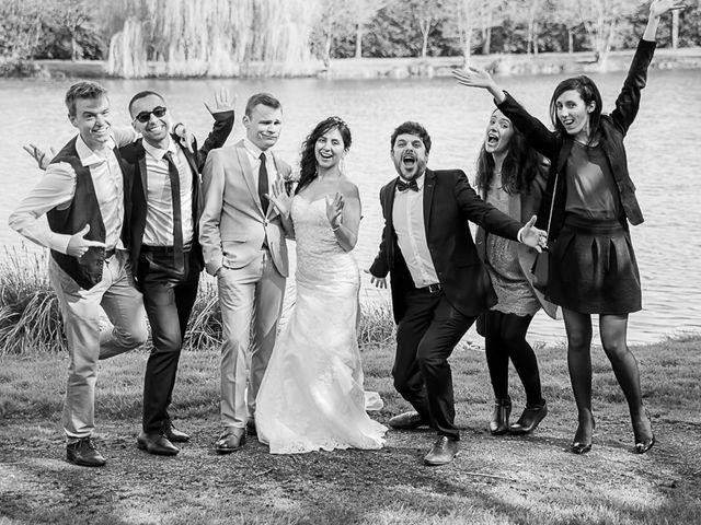 Le mariage de Maxime et Viviana à Thourie, Ille et Vilaine 41