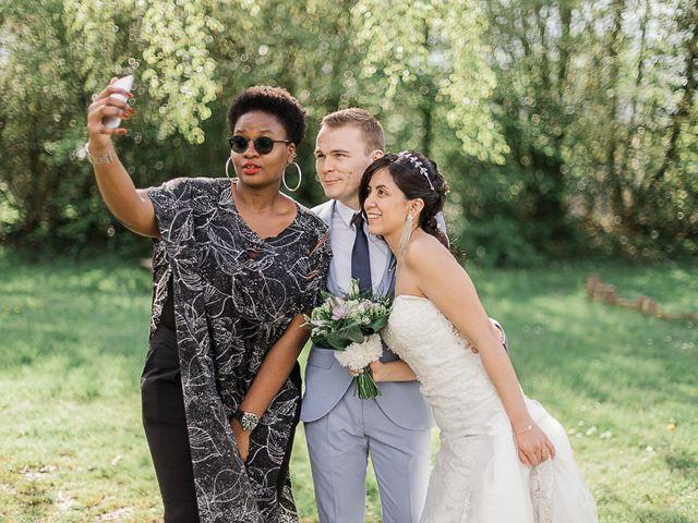 Le mariage de Maxime et Viviana à Thourie, Ille et Vilaine 50