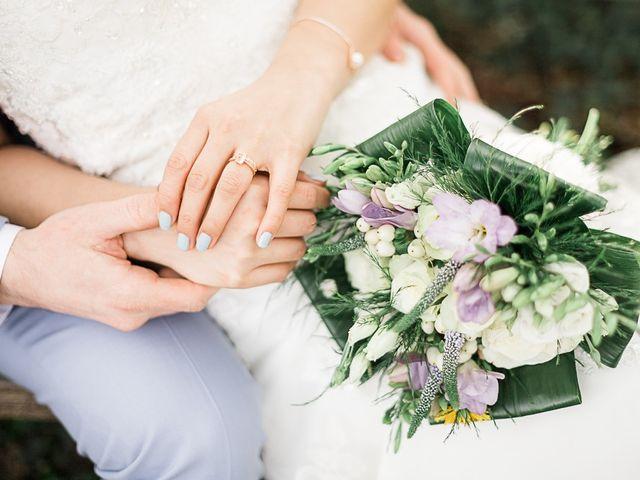 Le mariage de Maxime et Viviana à Thourie, Ille et Vilaine 2