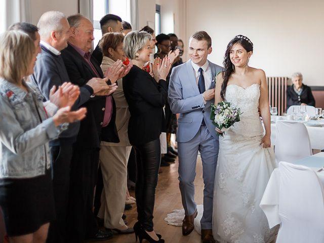 Le mariage de Maxime et Viviana à Thourie, Ille et Vilaine 54
