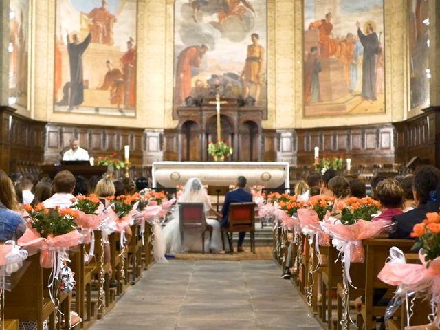 Le mariage de David et Nathalie à Rieux-de-Pelleport, Ariège 5