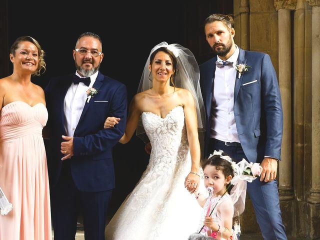 Le mariage de David et Nathalie à Rieux-de-Pelleport, Ariège 6