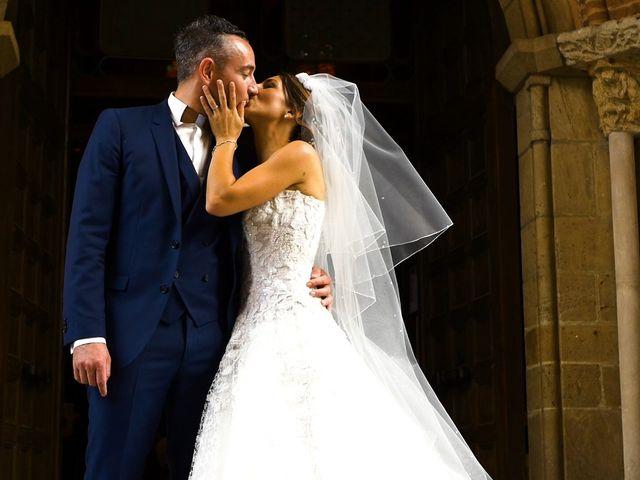 Le mariage de David et Nathalie à Rieux-de-Pelleport, Ariège 7